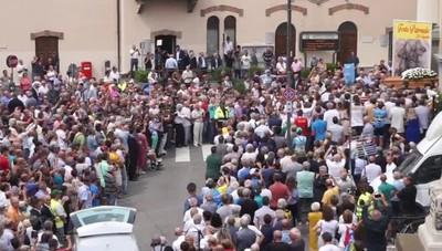 Ciao Felice, l'ultima «tappa» di Gimondi