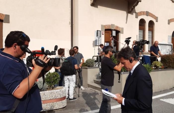 I giornalisti: ci sarà la diretta Rai dei funerali