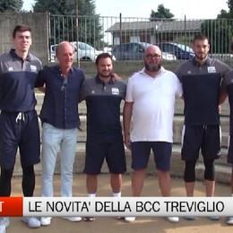Basket, il raduno della BCC Treviglio