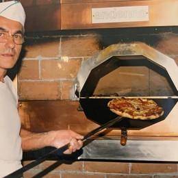 Dalmine, ultimo saluto a D'Amico Portò al nord l'arte della pizza