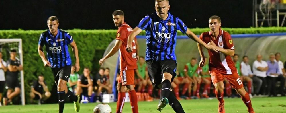 Goleada Atalanta al Monza: 9-1 Ilicic in forma, a segno anche Skrtel
