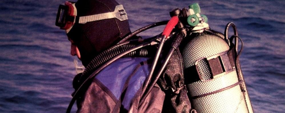Lago Maggiore, sub 15enne si sente male In elicottero ricoverato al Papa Giovanni