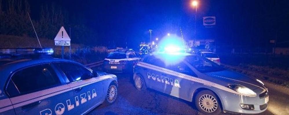 Nell'armadio 3,5 kg di droga Arrestato 28enne residente a Bergamo