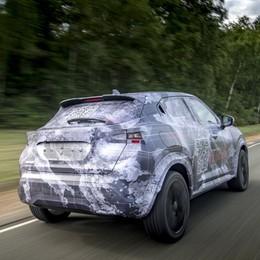 Nuovo Nissan Juke pronta la nuova versione