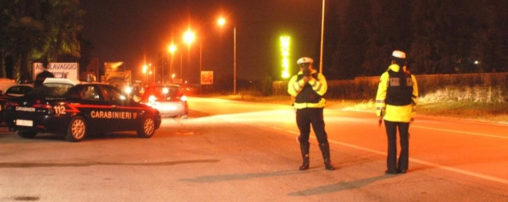 Valle Brembana, controllo straordinario I carabinieri denunciano 4 persone