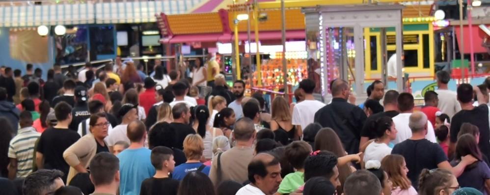 Bergamo, Luna park fino al 23 settembre Alla Celadina giostre e nuove attrazioni