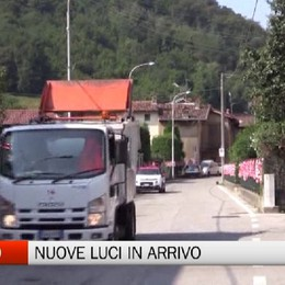 Berzo San Fermo - Nuove luci in arrivo