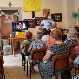 Brembate, solitudine addio Per gli anziani c'è il Cre