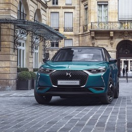 DS 3 Crossback punta sul confort