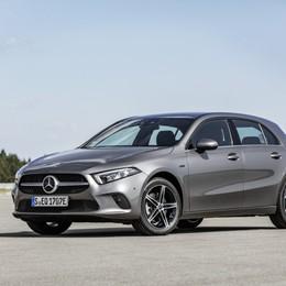 Mercedes Classe A e B I modelli ibridi