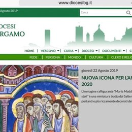 Nuovo sito per la Diocesi di Bergamo «Comunicare bene  per essere più vicini»