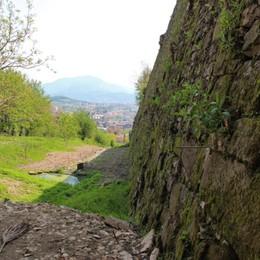 Portare alla luce le Mura «segrete» Comune, progetto da 350 mila euro
