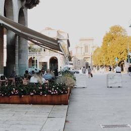 Bergamo, giro di vite sui dehors Dal comune in arrivo un decalogo