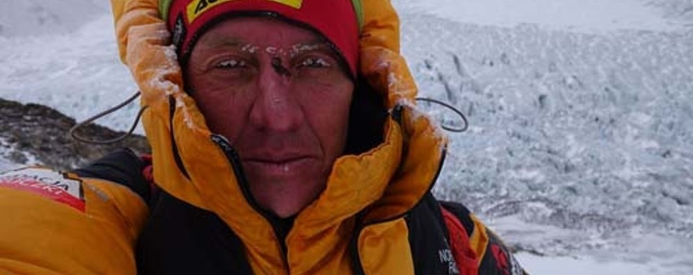 Belotti: grande alpinista e grande uomo «Medaglia d'oro al valor civile per Urubko»