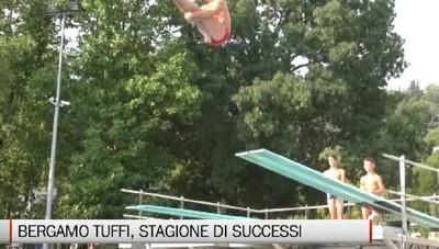 Bergamo Tuffi, stagione ricca di medaglie
