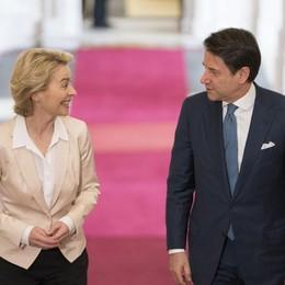 La nomina in Europa Il gioco di Salvini