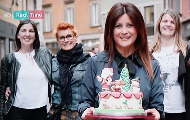 Bake Off, errore sulla polenta dolce La pasticcera bergamasca si salva