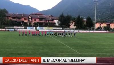 Calcio dilettanti, il Memorial Mario Bellina