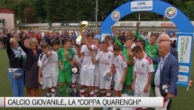Calcio giovanile, la Coppa Angelo Quarenghi