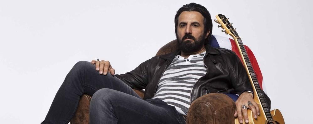 Omar Pedrini a Lovere