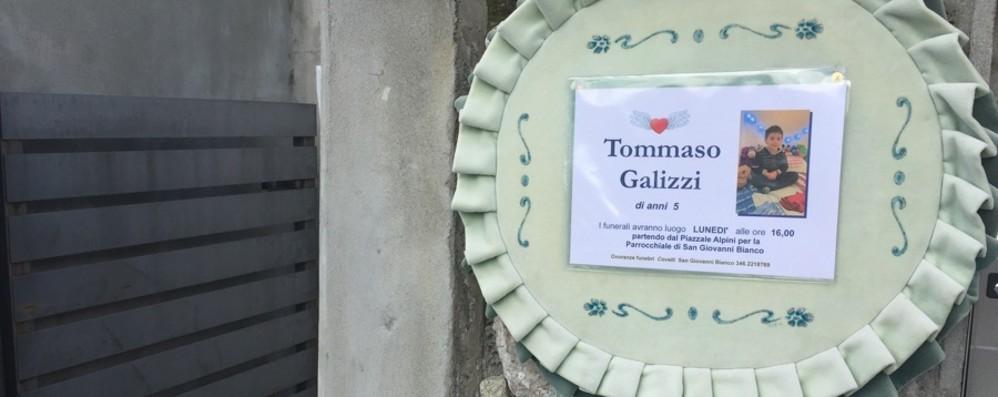 San Giovanni Bianco, tragedia inspiegabile «Ho lasciato Tommaso nell'acqua bassa»