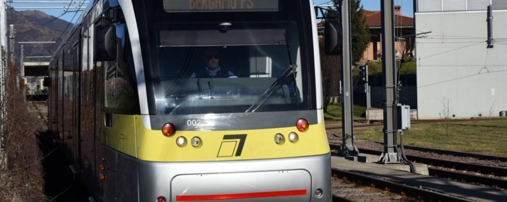 Val Brembana, il tram è sul binario giusto  Primo ok del ministero ai fondi per la T2