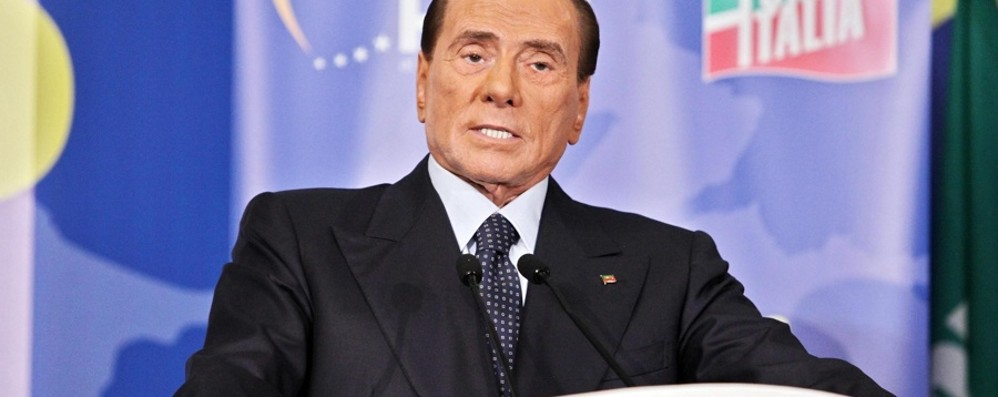 Altra Italia, Berlusconi ci riprova, ma è dura