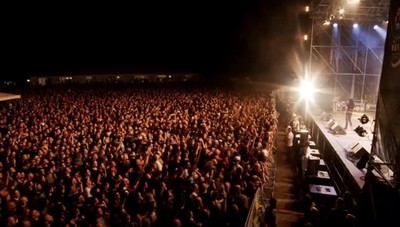 Gli Anthrax per la serata Metal for Emergency al Filagosto
