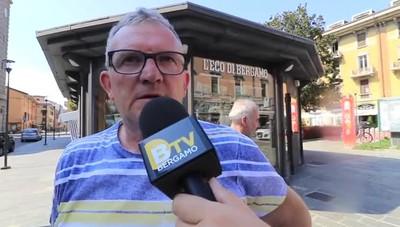La tragedia di Azzano, interviste in Borgo Palazzo