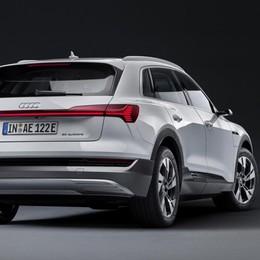Audi e-tron 50 quattro Il suv elettrico