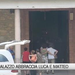 Borgo Palazzo, la camera ardente nella chiesa dell'oratorio
