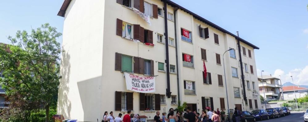 «Via Monte Grigna, senza occupazioni le case sarebbero già state  assegnate»