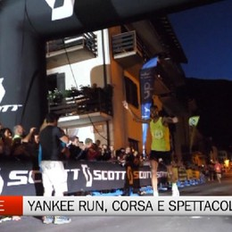 Yankee Run, corsa e spettacolo a Colere