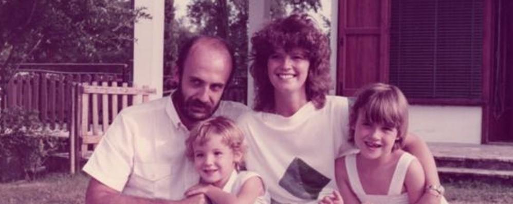 «È stato un papà romantico, dal carattere deciso ma mite»