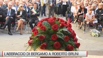 Il grazie di Bergamo a Roberto Bruni