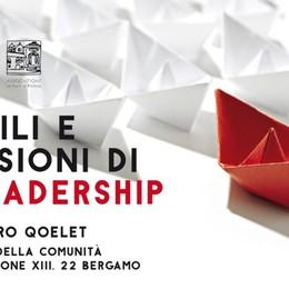 «Stili e visioni di leadership» Rassegna di tre film al Qoelet