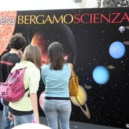 Tra Nobel, incontri e spettacoli gratuiti Dal 5 al 20 ottobre c'è BergamoScienza