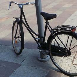 Cerca di rubare bici da un giardino Botte ai proprietari, arrestato