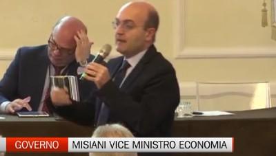 Completata la squadra di Governo, il bergamasco Antonio Misiani viceministro dell'Economia
