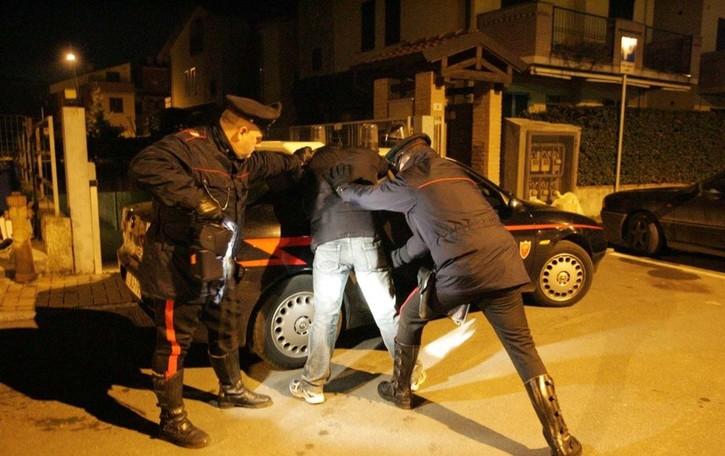 Controlli anti droga a Zingonia Quattro arresti e 6 denunce