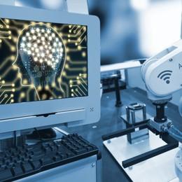 L'occhio delle macchine entra nell'industria