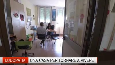 Malato di gioco, prima esperienza a Bergamo di casa d'accoglienza