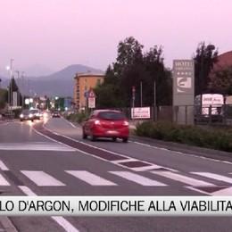 San Paolo d'Argon, modifiche alla viabilità