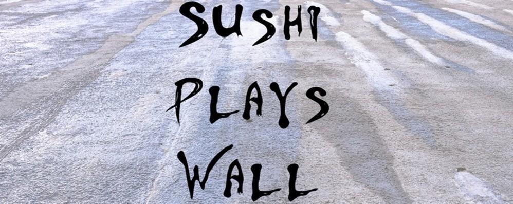 «The Wall» al rifugio Curò  con i Sushi Cornucopia