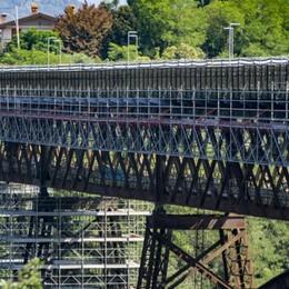 Un anno fa la chiusura del San Michele  Ecco i lavori effettuati al ponte sino ad ora