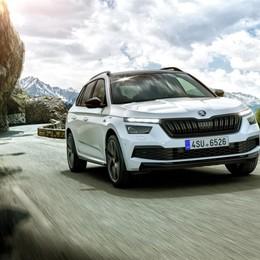 Anche per Škoda Kamiq la versione Monte Carlo