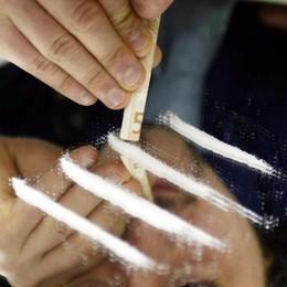 Cocaina, sale il consumo tra i professionisti L'ultima «moda», la consegna a domicilio