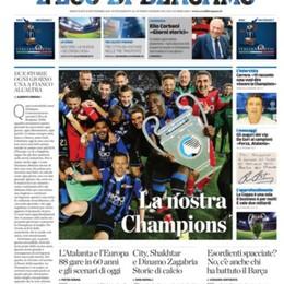 Edizione straordinaria de L'Eco per la Champions: leggi qui le 40 pagine