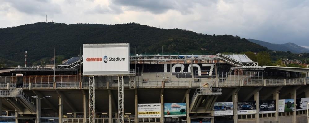 Stadio, novità sulla tribuna Ubi Tre ipotesi per il suo rifacimento