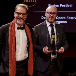 Berlino, premiato il Donizetti Opera  «Best Festival 2019» agli «Oper! Awards»